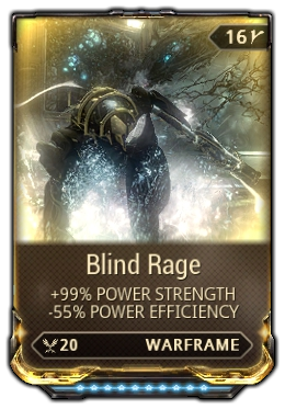 Blind Rage Buy And Sell Orders Warframe Market